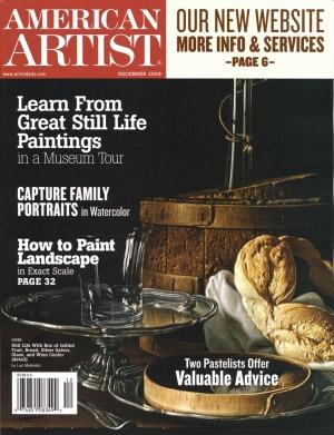 American Artist Magazine - December '09